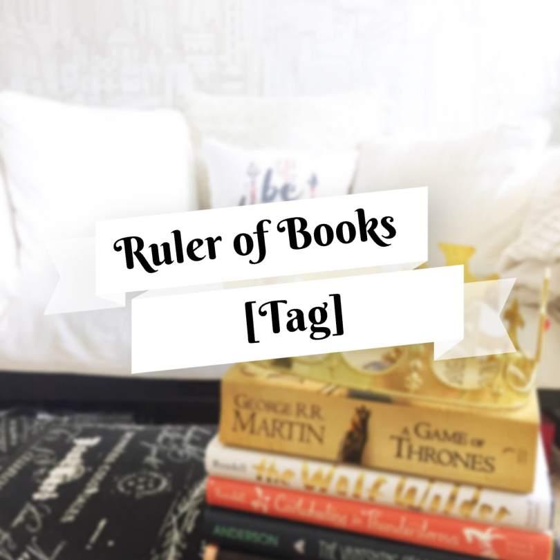 Výsledek obrázku pro ruler of books tag